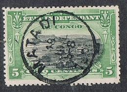 CONGO BELGE N°16 Belle Oblitération De Matadi - Congo Belge