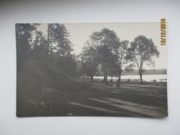 LATVIA , RIVER , ILTNERS  RIGA   , OLD POSTCARD , O - Latvia