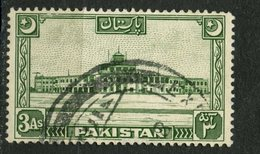 Pakistan 1949 3as Airport Issue #50 - Pakistan