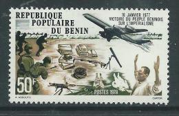 Bénin  N° 408 X  Victoire Du Peuple Béninois Sur L'impérialisme,  Trace De Charnière Sinon TB - Bénin – Dahomey (1960-...)