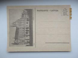 LATVIA , RIGA  PILSETAS KOMERTCSKOLA , OLD POSTCARD , O - Latvia