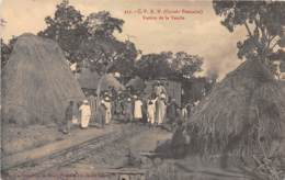 Guinée  Française / Topo - 133 - Station De La Tamba - Französisch-Guinea