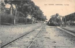 Guinée  Française / Topo - 154 - Bissikrima - La Gare - Guinea Francesa