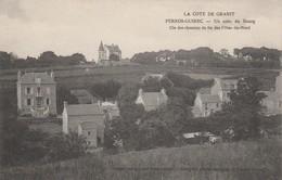 22 - PERROS GUIREC - Un Coin Du Bourg Cie Des Chemins De Fer Des Côtes Du Nord - Perros-Guirec