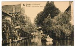 Brugge,  Bruges, Pottenmakersrei, Gracht (pk52254) - Brugge