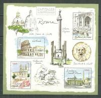 FRANCE MNH ** Bloc 53 Rome - Neufs