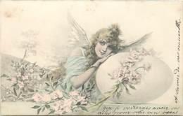 ANGE - Thème De Pâques - Anges