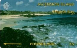 *ASCENSION ISLAND - 6CASA* - Scheda Usata - Isole Ascensione