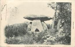LES ENVIRONS DE LODEVE - Dolmen De Grandmont. - Dolmen & Menhirs