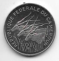 *cameroon 100 Francs 1971  Km E14 Unc  Essai !!!! - Cameroun