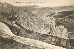 88 - LE HOHNECK - LE ROCHER DU FRANKENTHAL - France