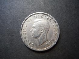 MO3    1 Shilling 1950 - George VI - 1902-1971 : Post-Victorian Coins