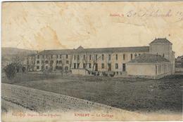 Puy De Dome : Ambert, Le Collège - Ambert