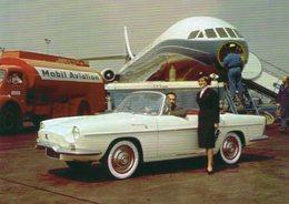 Renault Floride  -  1959     -   Carte Postale - Voitures De Tourisme