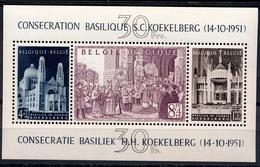Bloc 30 Inauguration De La Basilique De Koekelberg - POSTFRIS  PERFECTE STAAT - 2 SCANS - Belgique