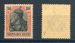 Deutsches Reich Michel-Nr. 89IIx Postfrisch - Geprüft - Deutschland