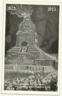 Cpa     ALLEMAGNE  1813.   1913.   ,   1813 Zwangst Du Hier Alles Nieder  1913  Sehn Wir Uns Im Gedachfnis Wieder. - Unclassified