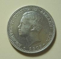 Portugal 100 Reis 1909 Silver - Portugal