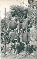 GUINEE Jeunes Danseurs Torse Nu - Guinée