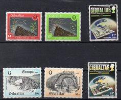 GIBRALTAR  Lot De  Timbres Neufs **  1982-1984  ( Ref 1052 )   Séries Complètes - Gibraltar