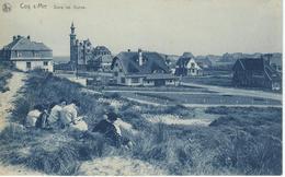 COQ S/MER : Dans Les Dunes - RARE Edition Librairie Internationale - De Haan
