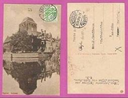 DK189, * NYSTED AALHOLM * SENT 1928 - Danemark