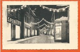 DK189, * CHRISTMAS TIDE * SENT From AABENRAA 1957 *  SEE BACKSIDE - Danemark