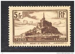 France  :  Yv  260  * - France