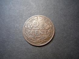 M11    2 1/2 Cent 1916 - Koningrijk Der Nederlanden - [ 3] 1815-… : Kingdom Of The Netherlands