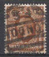 Great Britain 1924. Scott #194 (U) King George V * - 1902-1951 (Rois)
