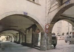 VILLEFRANCHE DE ROUERGUE  ARCADES DU CONSULAT (dil24) - Villefranche De Rouergue