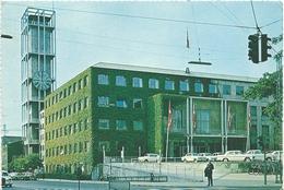 DK189, * AARHUS RAADHUSET With MANY CARS  * SENT 1972 - Danemark