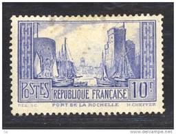 France  :  Yv  261b  *   Type I - France