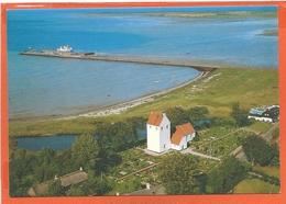 DK189, * ENDELAVE KIRKEN * SENT To BRABRAND 1986 - Danemark