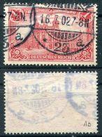 Deutsches Reich Michel-Nr. 78Ab Gestempelt - Geprüft - Deutschland
