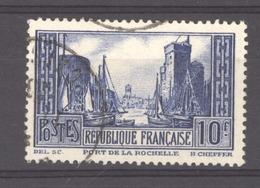 France  :  Yv  261  (o) - Frankreich