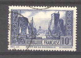 France  :  Yv  261  (o) - France