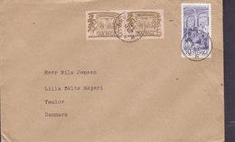 Sweden AXWALL 1972 Cover Brief TAULOV Denmark (Cz. Slania) Stamps - Briefe U. Dokumente