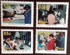 Venda 1993 Shoe Factory MNH - Venda