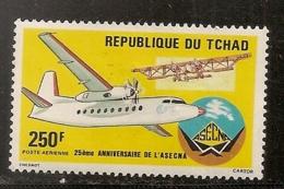 TCHAD     OBLITERE - Chad (1960-...)