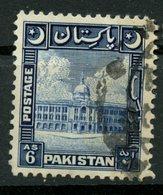 Pakistan 1949 6as Port Authority Issue #51 - Pakistan
