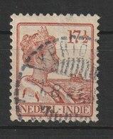 MiNr. 117 Niederländisch-Indien 1914/1915. Freimarken: Königin Nach Rechts Auf Weißem Grund. - Niederländisch-Indien