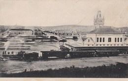 TRAIN EN GARE (dil99) - Cartes Postales