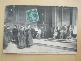 Cours Secondaires De Provins - Salle De Danse - Provins