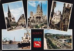 ROUEN MULTIVUES (dil99) - Rouen