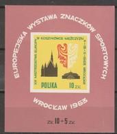 Polonia 1963 MiN°1424  Block 1v MNH - 1944-.... Repubblica