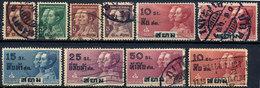 Stamp Siam, Thailand 1932  Used Lot100 - Thailand