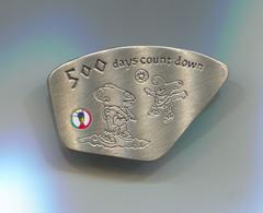 FOOTBALL / SOCCER / FUTBOL / CALCIO - FIFA WORLD CUP SOUTH KOREA & JAPAN 2002, Pin, Badge, Abzeichen - Football