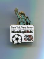 FOOTBALL / SOCCER / FUTBOL / CALCIO - FIFA WORLD CUP UNITED STATES USA 1994, Enamel, Pin, Badge, Abzeichen - Football