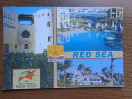 Egypt / El Gouna - Red Sea --> Written - Egypte